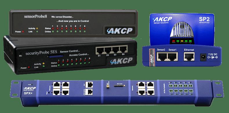 Sondas para Sensores AKCP