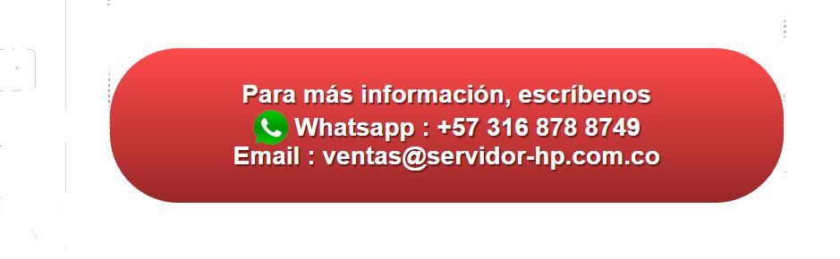 servidor hp contacto venta